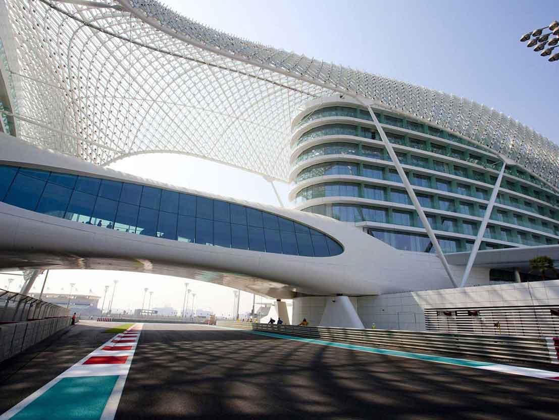 Abu Dhabi Yas Marina Formula
