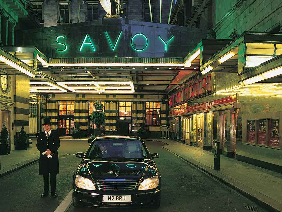 Accommodation Savoy Wimbledon Gatsby