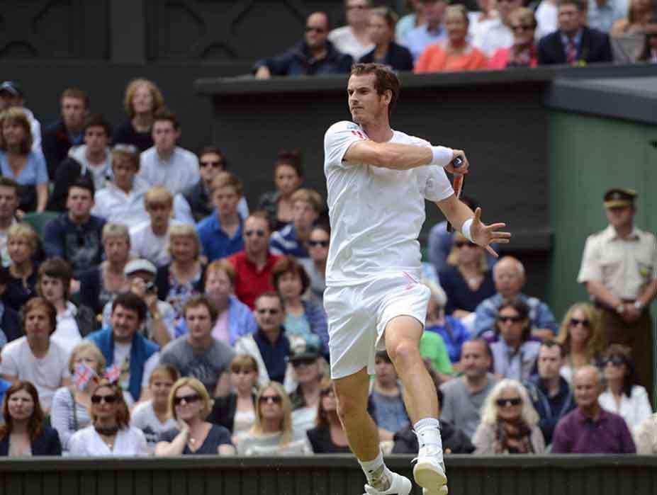 Andy Murray Wimbledon Vip Tickets