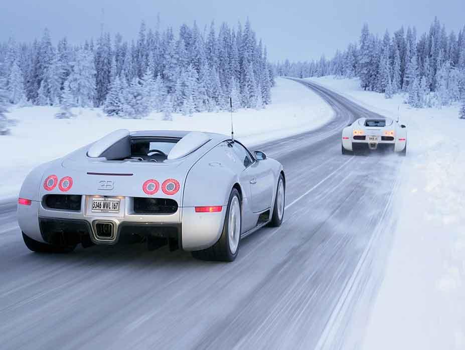 Bugatti Scotland Driving Experience