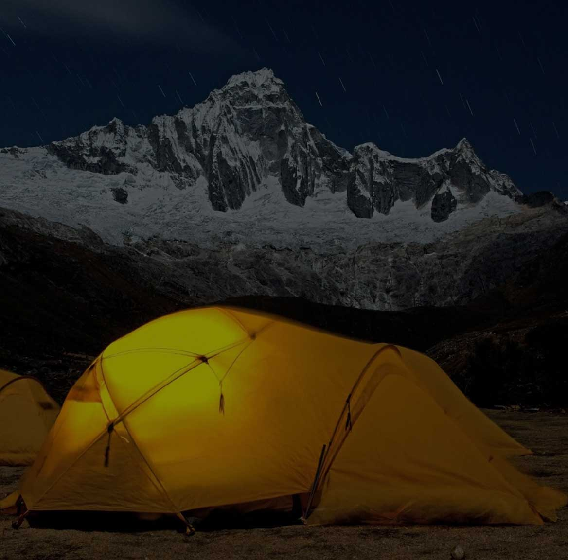 Camping Event Planning