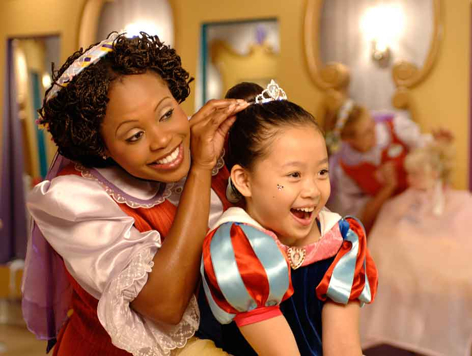Disneyland Princess Experience Lifetime