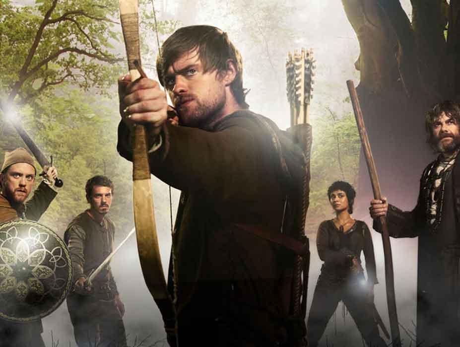 Invade Country Robin Hood