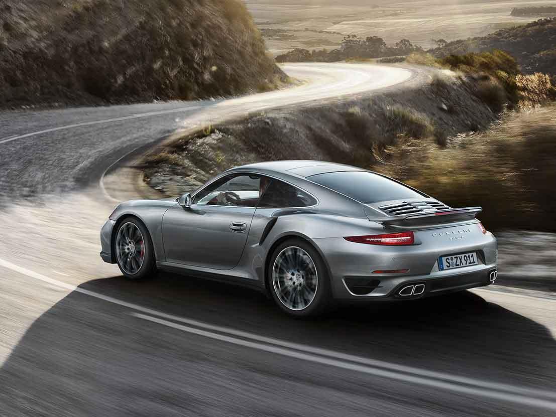 Porsche 911 Turbo 2015 Vintage