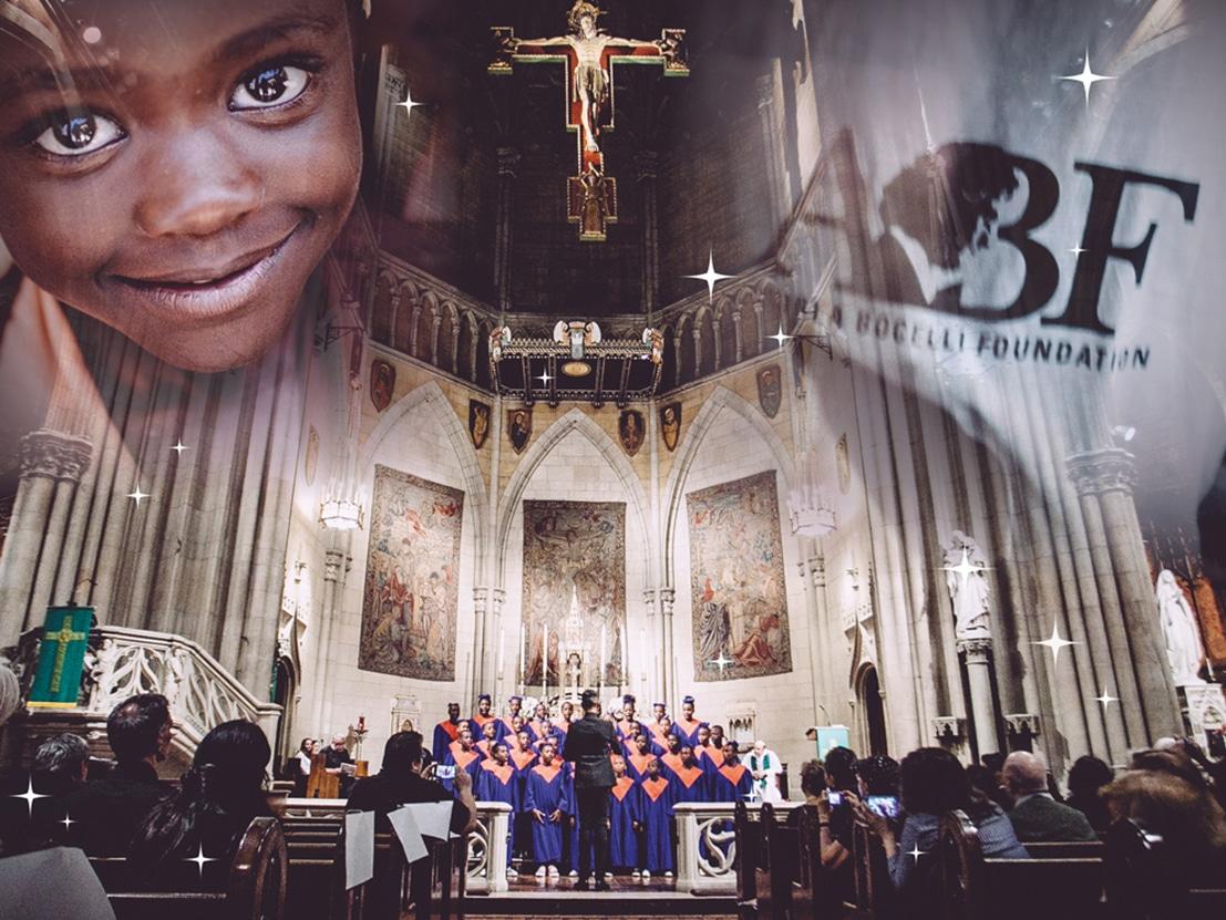 Andrea Bocelli Foundations Haiti